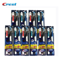 Crest Seven Effect Toothbrush Buy 1 Get 1 (twin pcs/ pack) Crest America Imported Genuine Special Tooth Brushes 20pcs=10packs