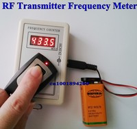 Frequency Indicator Detector Cymometer Remote Control Transmitter Frequency Meter Scanner Frequency Counter Wavemeter 250 450MHZ