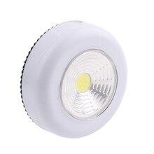 Multipurpose Round Plastic Hallway Mini LED Nightlight