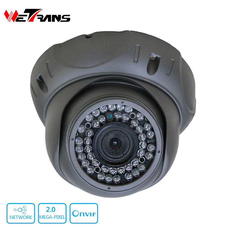 ФОТО Network Camera 1920*1080P Indoor Low illumination P2P 30m Night Vision 3.6mm Lens Onvif 2.4 Metal Full HD CCTV Security Camera