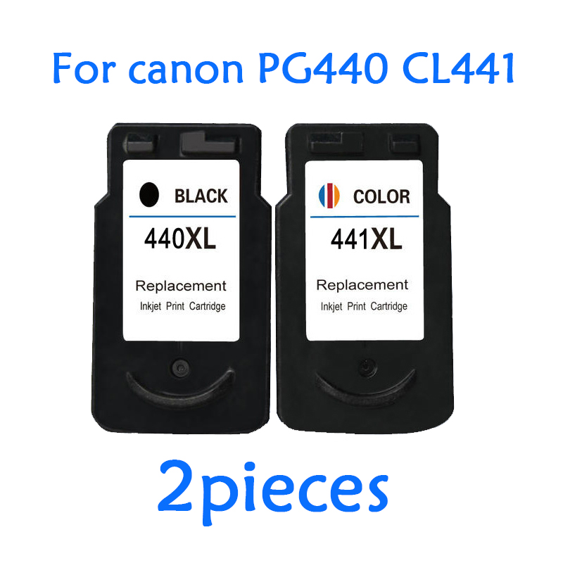 PG 440 CL 441 ink cartridge For canon PG440 CL441 compatible ink cartridge For canon PIXMA
