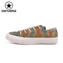 Original Converse Women's Skateboarding Shoes Sneakers