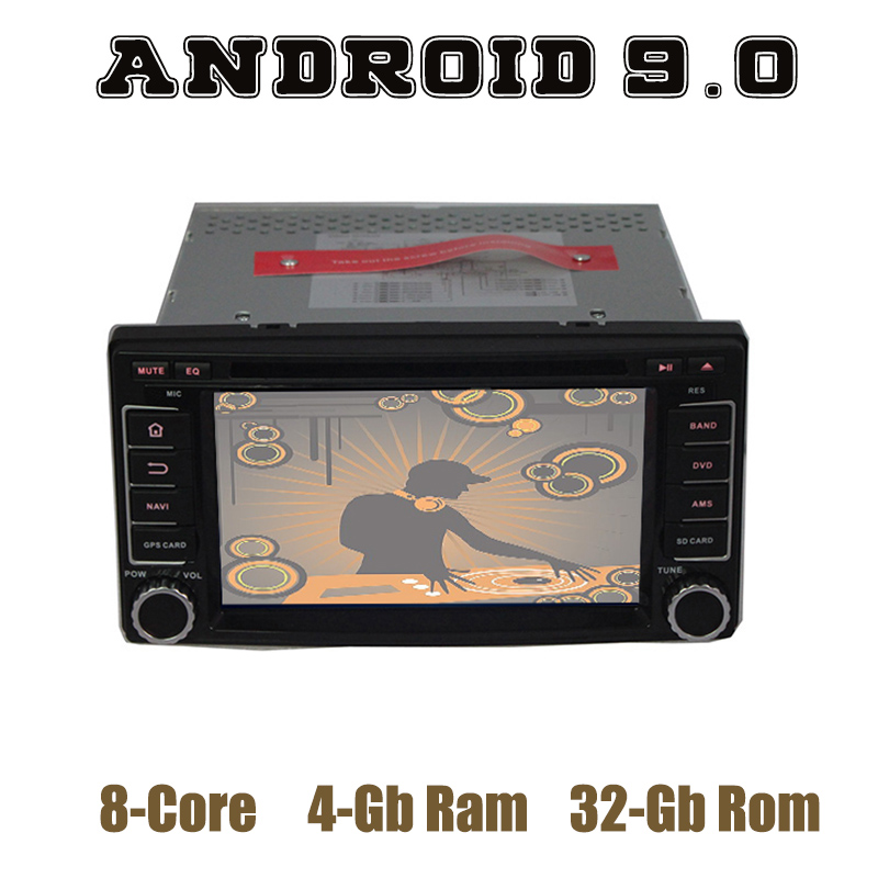 Android 9 0 Car GPS dvd Multimedia for Subaru forester Impreza with PX5 octa core wifi