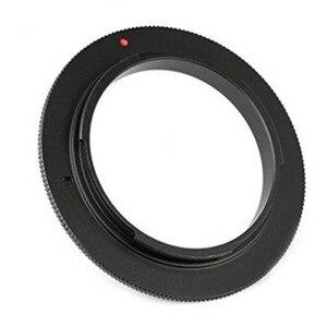 Image 3 - Reverse ring  52mm Macro Reverse lens Adapter Ring AI 52 for NIKON Mount for D3100 D7100 D7000 D5100 D5000  18 55mm 50 f1.8 LENS