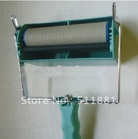 10 Four Color Decoration Machines 220 Pcs Of Different Roller Flower Type Without The Roller