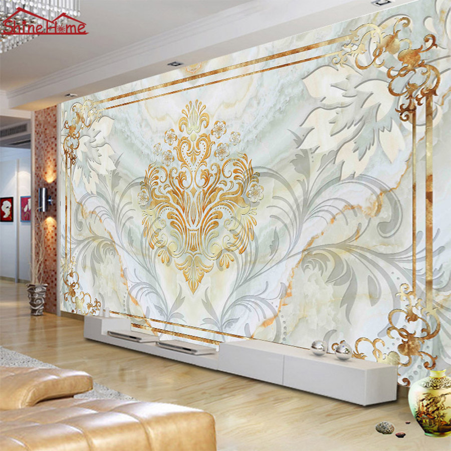 online buy wholesale wallpaper murals flowers from china wallpaper