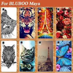 Protective soft tpu cover For Bluboo Maya Sparkle Flowers Towers Animals Design Brilliant For BLUBOO Maya TPU case cover Holder