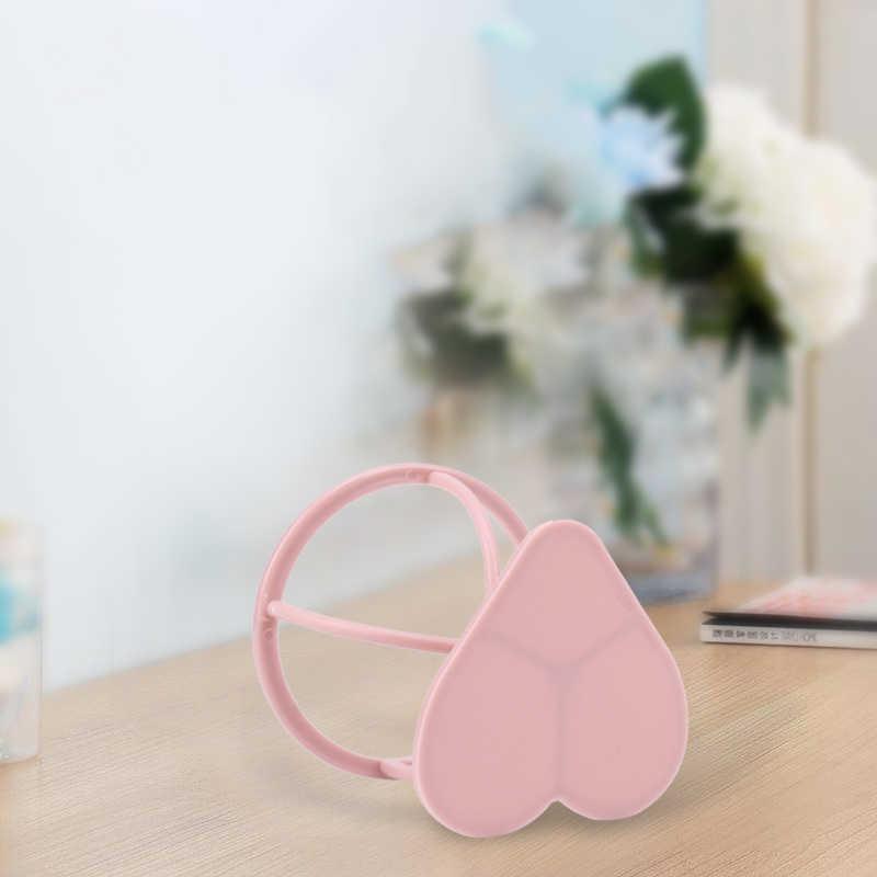メイクスポンジホルダー化粧品オーガナイザーパフディスプレイスタンド卵スポンジ乾燥ホルダーブラケット収納パフサポート 1 個