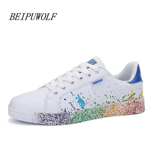 premium selection 53871 fe1d8 2016 Nuevos Hombres y mujeres Transpirable Zapatos de Skate Al Aire Libre  Cómodo Parejas Adolescentes Zapatillas