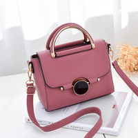 Jaybag 2019 New Messenger Torebki Damskie Luxury Handbags Women Bags Glass Hasp Shoulder Bags Hand Bag Famale PU Leather Bag