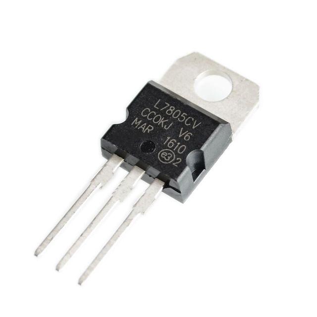 25pcs lm7805 l7805 7805 voltage regulator ic 5v in integrated25pcs lm7805 l7805 7805 voltage regulator ic 5v
