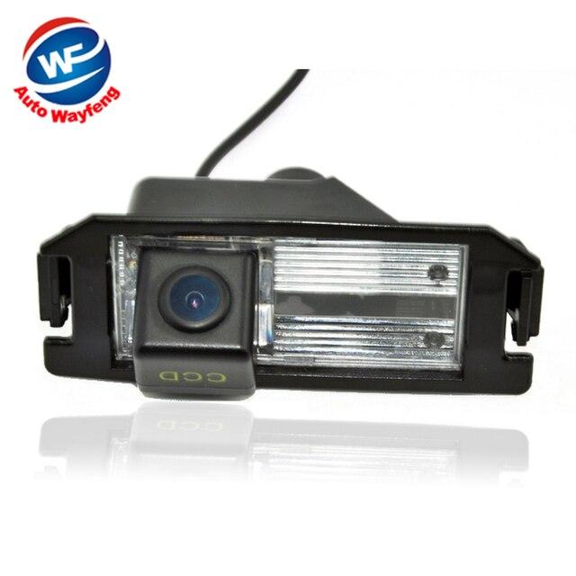 Резервного Заднего Вида Заднего Парковочная Камера Ночного Видения Автомобиля Камера Заднего Вида Для Hyundai Solaris (verna) Хэтчбек Soul Hyundai I30