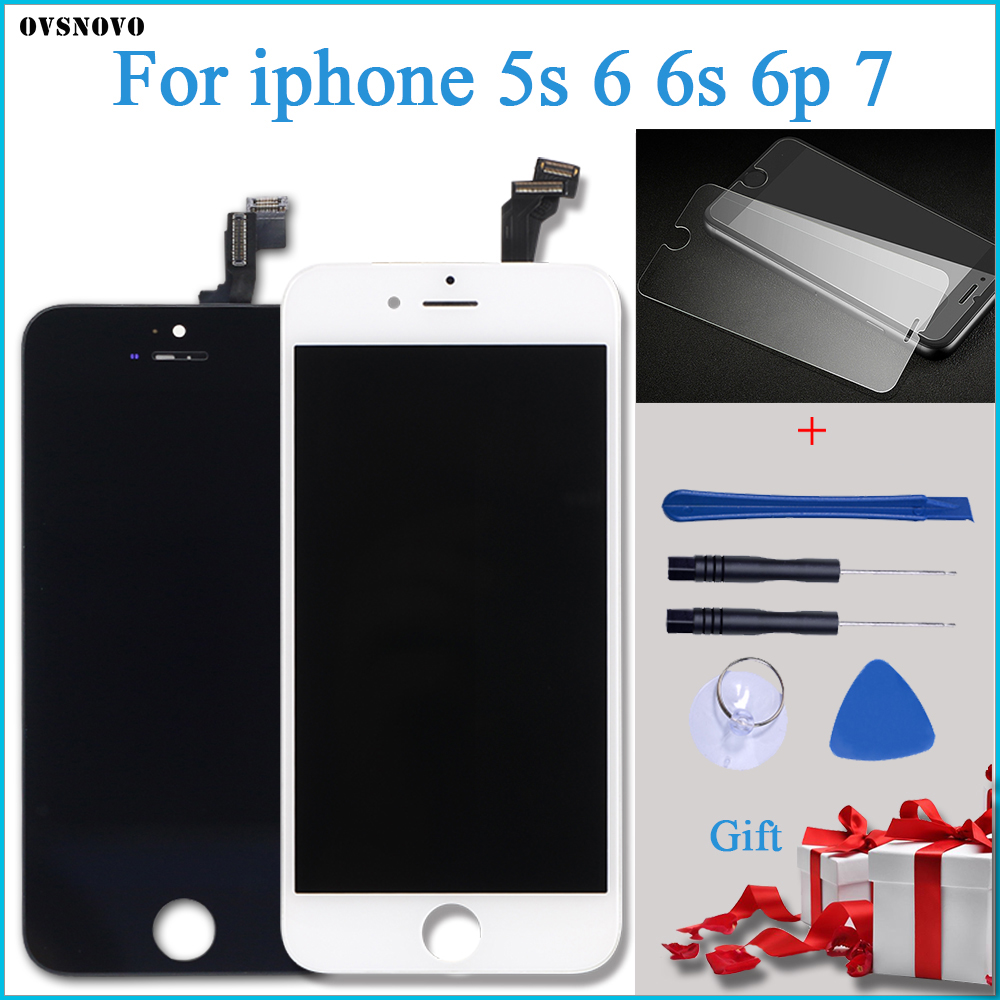 White Black for iPhone 6s 7 6p with 3D Force Touch Screen Digitizer Assembly No Dead Pixel lcd Display for 5s 6 free ShippingWhite Black for iPhone 6s 7 6p with 3D Force Touch Screen Digitizer Assembly No Dead Pixel lcd Display for 5s 6 free Shipping