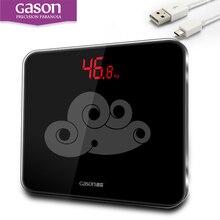 GASON A3s USB Charging font b Scales b font LED Digital Display font b Weight b