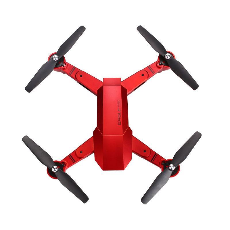Wifi самолет Selfie Live стабилизация высоты Интеллектуальный оригинальный Hover 3D флипс Квадрокоптер Профессиональный беспилотник - 3