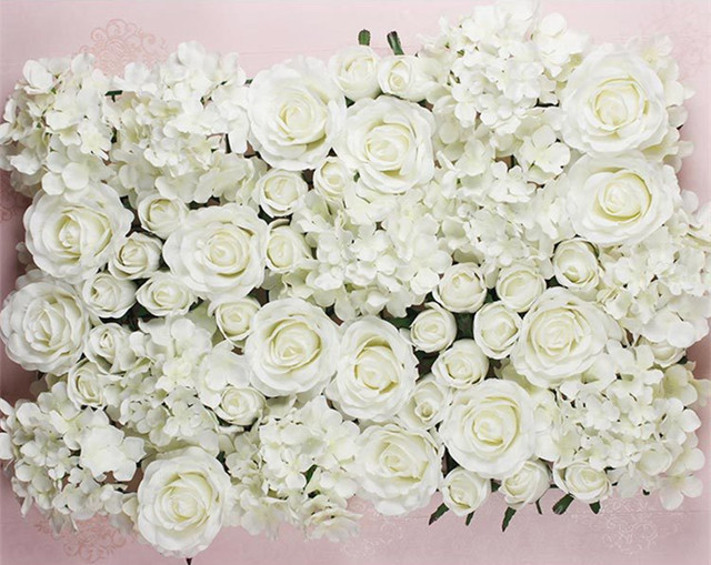 50pcslot 12cm artificial rose flower heads for wedding flower wall 50pcslot 12cm artificial rose flower heads for wedding flower wall decoration diy silk rose junglespirit Image collections