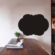 59x41cm Chalk Board Blackboard Stickers Removable Draw Home Decor Wall Stickers For Kids Rooms Art Mural Kids Room Decoration tanie tanio Modern For Wall Furniture Stickers Plane Wall Sticker Single-piece Package w510 PATTERN