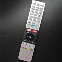 New Original CT 8536 For Toshiba TV Remote Control With Voice Netflix Google Play Functions Controller