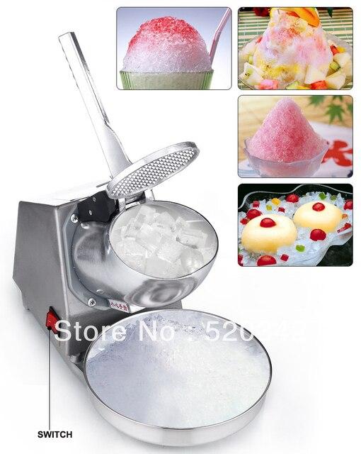 Electric Ice Snow Cone Maker ,Ice Crusher Machine,ice crusher