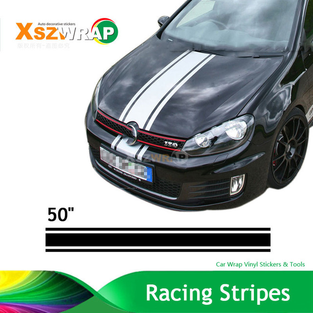 15127 cm roll 50 mobil styling hood roof tail decal
