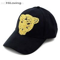 GZHilovingL Fashion Women S Baseball Cap Summer Plain Suede Cap Cool Tiger Sequins Baseball Cap Outdoor