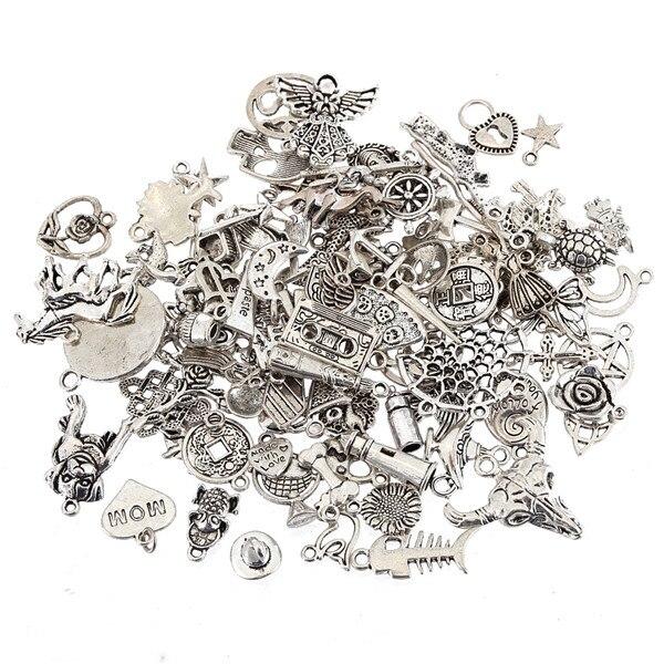 MAXI sada přívěsků na náhrdelník DIY