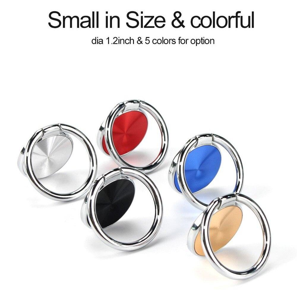 Палец кольцо Мобильный телефон Смартфон подставка держатель для IPhone X XS MAX 7 6 S 5 Plus
