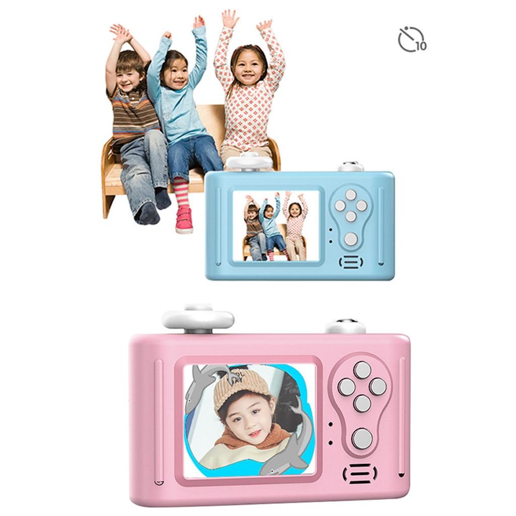 Enfants jouets caméra compacte caméras pour enfants cadeaux, 8MP HD caméra vidéo cadeaux jouets pour adultes antistress jouets éducatifs W516