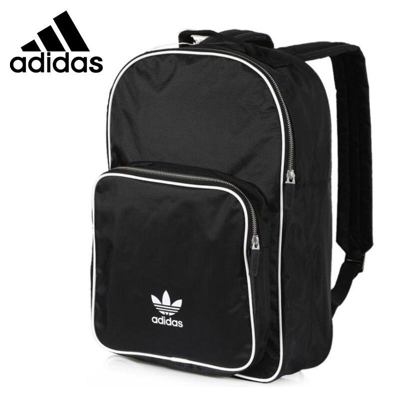 Original nueva llegada 2018 Adidas originales BP CL adicolor Unisex mochilas bolsas de deporte