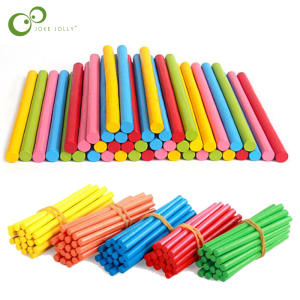 JOKEJOLLY 100pcs Montessori Kids Math Learning Toy