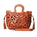 Mulheres Bolsa bolsas de Alta Qualidade Composite Bag Ladies Tassel Bolsas Femininas Mensageiro Crossbody bag mulheres tote bolsas