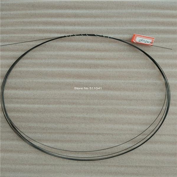 NiTi Nitinol Nickel Titanium  Wire body temperature Ni-Ti alloy wire TiNi-YY 0.5mm * 5000mm    and   TiNi-01 0.5mm * 5000mm nitinol shape memory alloy springs nickel titanium memory alloy spring paypal is available