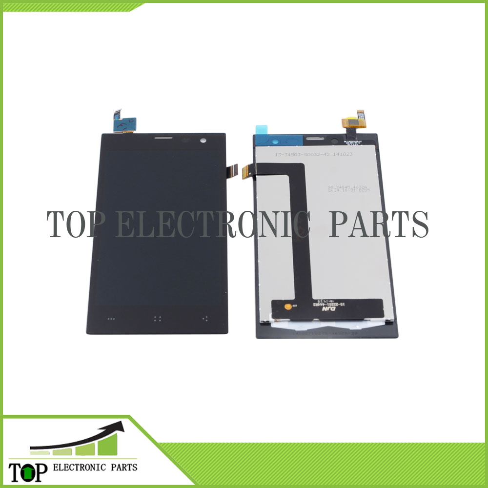 Black LCD+TP For MEDION LIFE P4502 MD98942 LCD Display with Touch Screen Digitizer Assembly Smartphone Replacement+Free shipping pl50 lcd