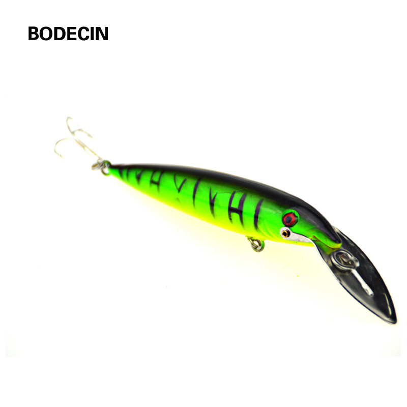 1PCS Minnow Fishing Lures Wobbler Lure 14CM-16.2G Artificial Bait Tackle Wobblers Baits For Pike With Hooks Carp Vibrator Fish 10pcs set 7g 8g fishing minnow lure reflective 3d eyes hard baits hooks for wobblers pike winter sea fishing iscas minnow