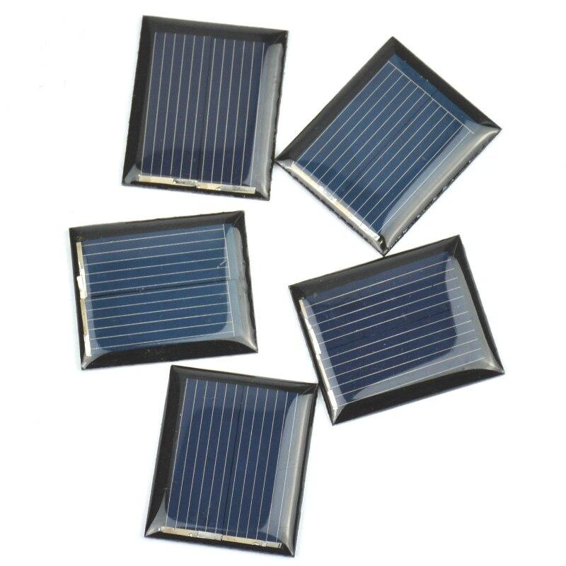 Baterias Solares 1 v 80ma 30*25 mm Marca : Aiyima