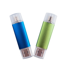 100 real capacity colorful otg usb flash drive 64g 32g 16g pen drive 8g 4g drive