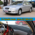 dashmats car-styling accessories dashboard cover for Hyundai Avante Neo Fludic  elantra i35 2000 2001 2002 2003  2005 2006