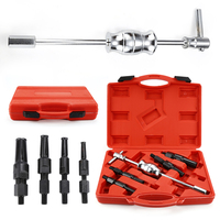 Car Automotive Repair Tool 5PCS Blind Hole Inner Bearing Puller Kit Removal Tool