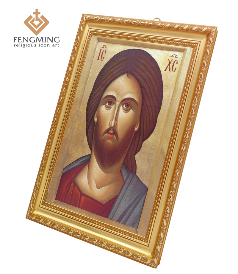 fashion cheap prayer to god jesus christ pictures eastern orthodox icons church for sale platic frame religious items