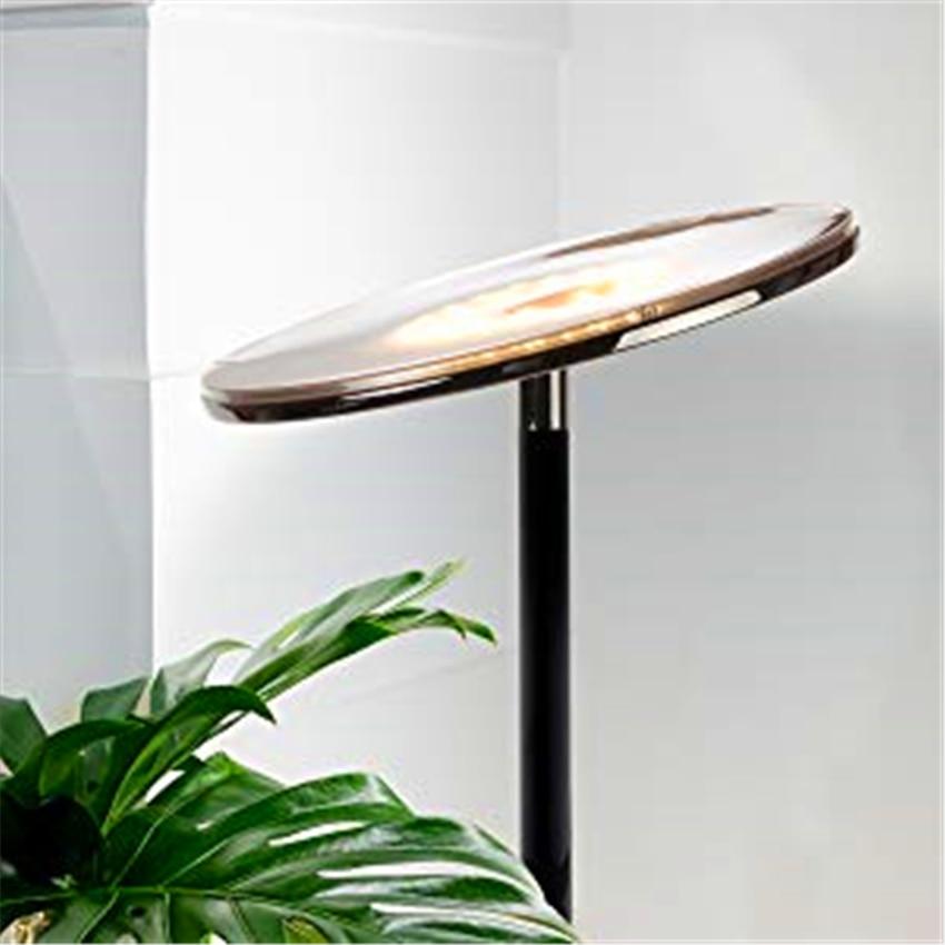 Moderne LED Boden Lampe Nordic Minimalistischen Lange Pol Dimmen Boden Lichter Beleuchtung Schlafzimmer Wohnzimmer Indoor Decor Stehend Lampe