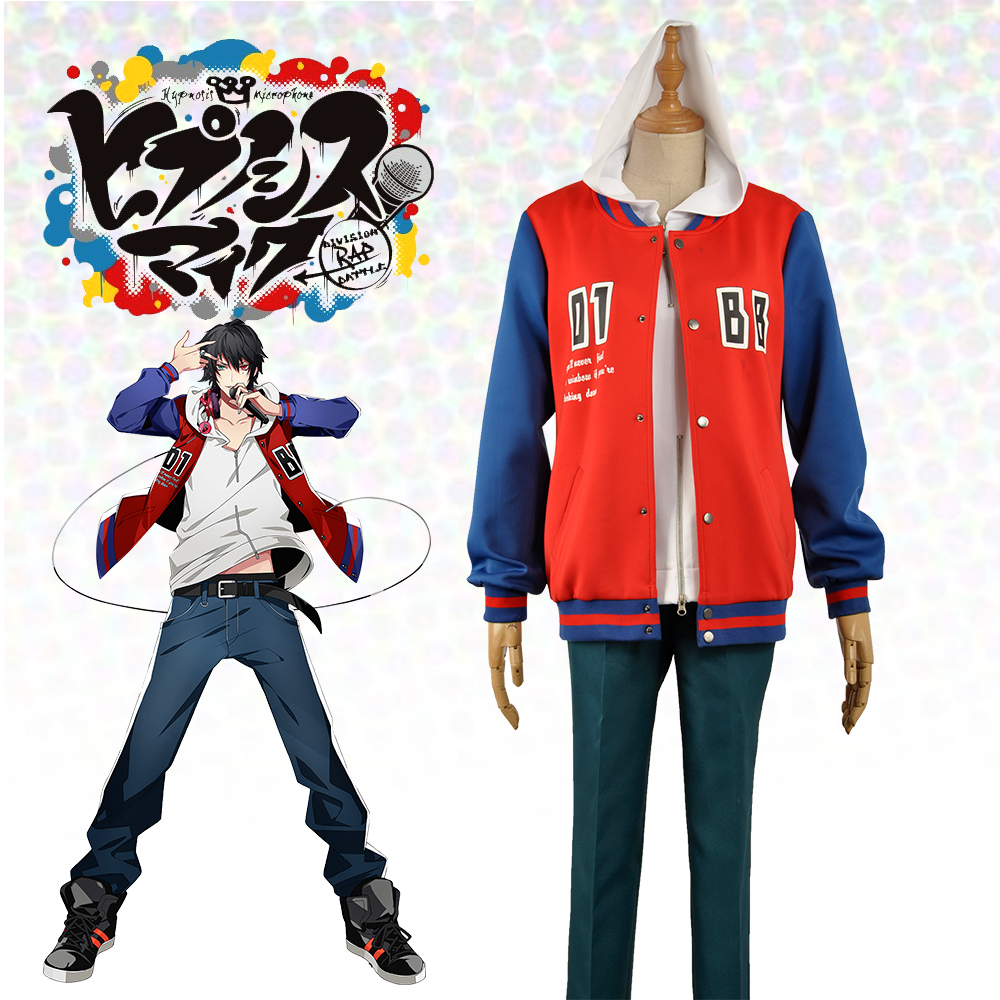 Japanese Voice Actor Division Rap Battle Yamada Ichiro Hypnosis Mic Buster Bros MC B B Uniform