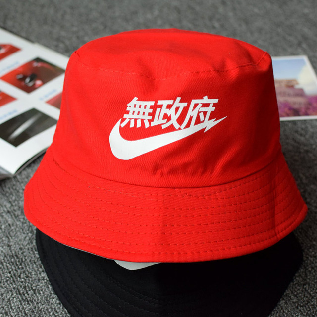 JAPANESE ANARCHY BUCKET HAT