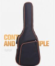 Thicken Folk Flattop Acoustic Classical 38 39 40 41 Guitar Bag Case Waterproof Backpack Guitarra Bass Accessories Carry Gig