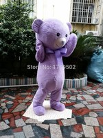 High Quality Adult plush Teddy bear mascot costume for festive & party supplies disfraces fancy dress anime cosplay