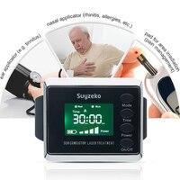 26 лазерных диодов сердечно сосудистые болезни и диабета и hypertention низкоинтенсивная лазерная терапия часы, горячая распродажа!