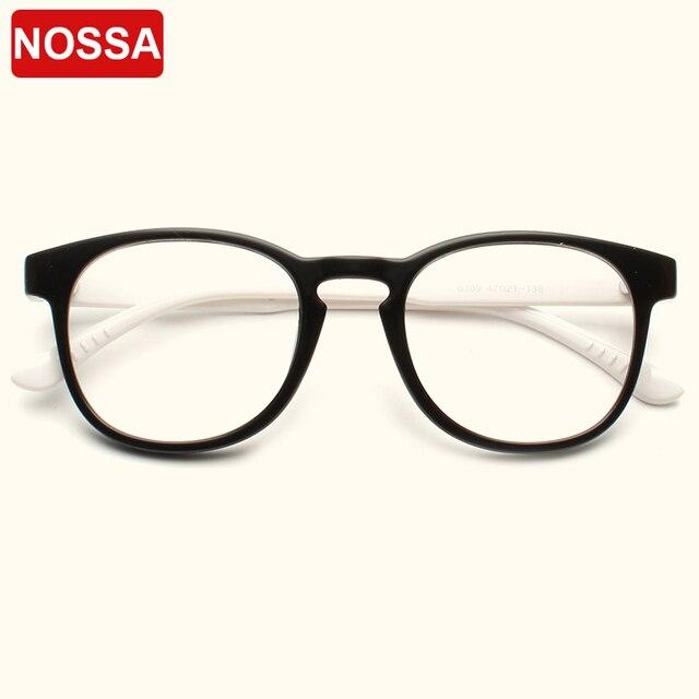 Vintage Round Glasses Frames For Men Women Myopia Optical Frame ...