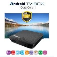 MECOOL M8S PRO Android 7.1 Smart TV Box Amlogic S912 64 Бит Octa Ядро 4 К 2.4 Г/5 Г Wi-Fi Set-top Box 2 Г/3 Г RAM 16 Г ROM Media плеер