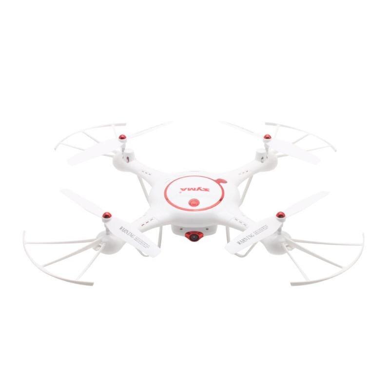 Syma x5uc-giroscopio de 6 ejes con cámara HD de 720P Modo de retención de altitud Control de Radio RC Quadcopter RTF 2,4 GHz (2 x batería) Batería de 3,7 V 800mAh y cargador USB para SYMA X5 X5C X5S X5SW X5HW X5HC x5ucs X5UW RC Drone Quadcopter repuestos betery partes 3,7 v #3