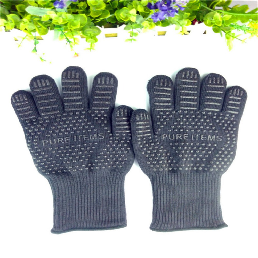 Hot Sale Premium Quality Gloves Heat Resistant Cooking Gloves ,Silicone Oven Gloves BBQ Gloves 2016 hot sale heat resistant wigs ombre