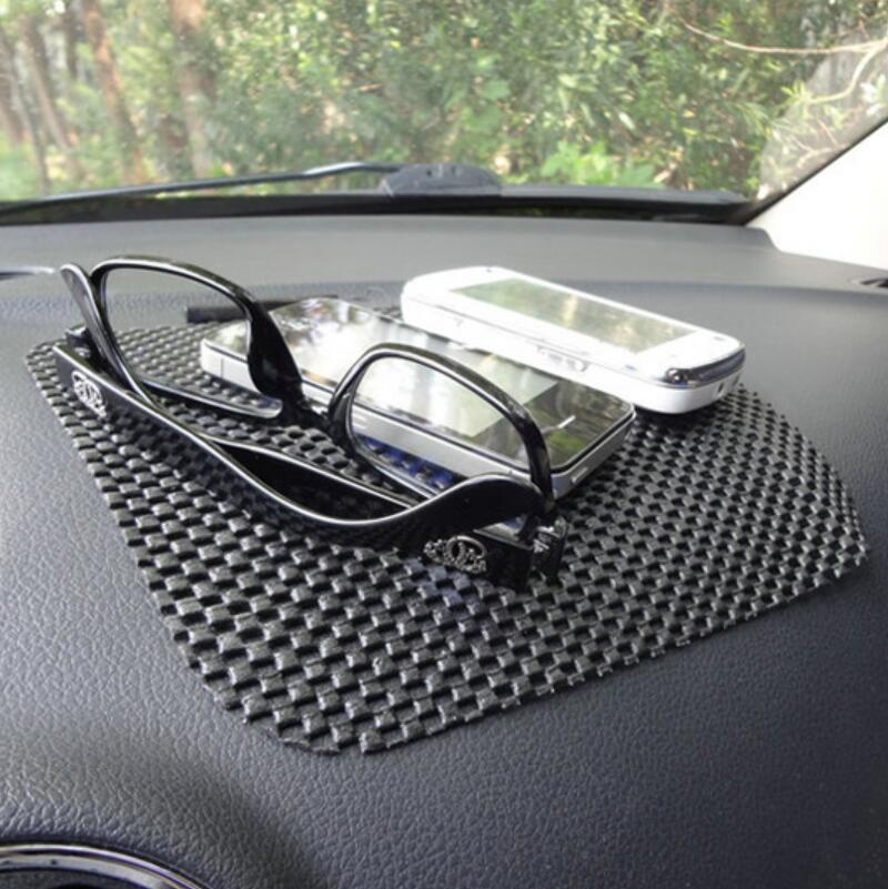 Car non slip resistant pad car soft non slip dash pad phone holder for pda iphone htc phone - Notepad holder for car ...